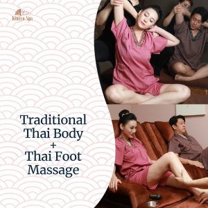 Traditional Thai Body and Thai Foot Massage