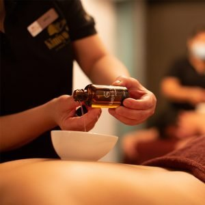 Aroma Oil Body Massage