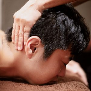 Head & Shoulders Massage