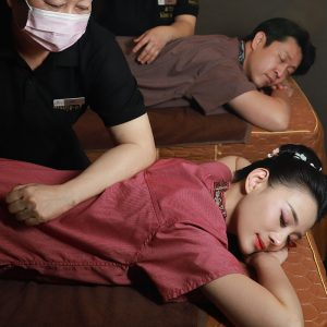 Traditional Thai Body Massage